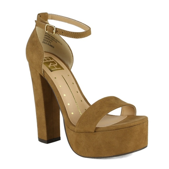 444ec2b82d0 Kerry-01 Chunky Heel Women s High Heel Sandals. Boutique. Fahrenheit
